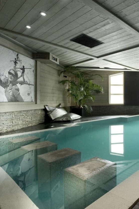 Modern Pool House Ideas