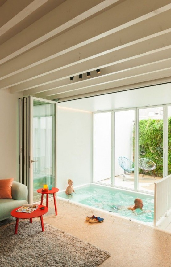Amazing Indoor Pools To Enjoy Swimming At Any Time