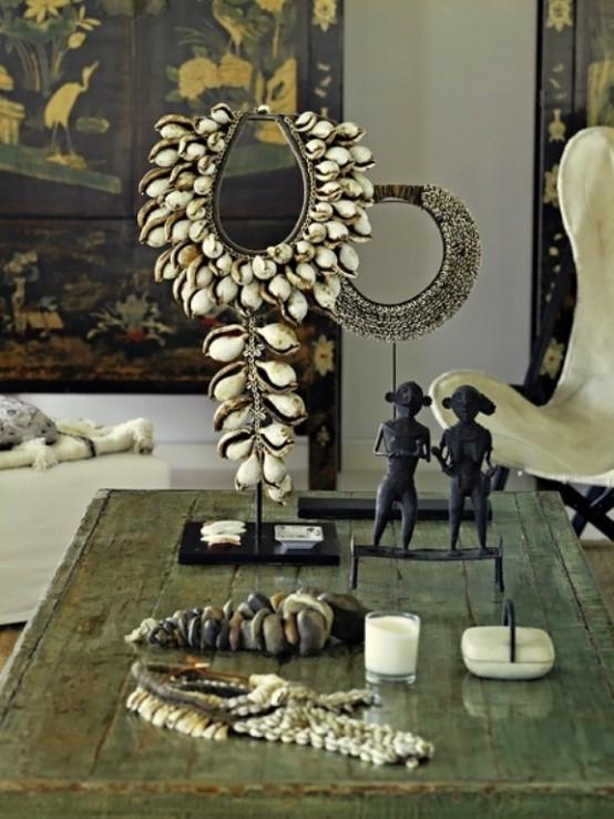 Amazing Island Villa With Aboriginal Objects Of Art