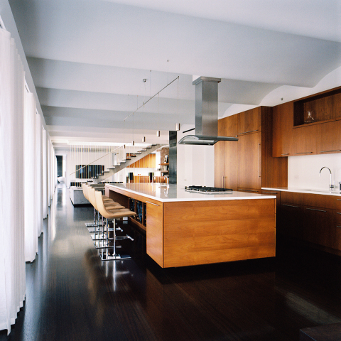 Amazing Modern Loft Design in NY – Kimball Loft