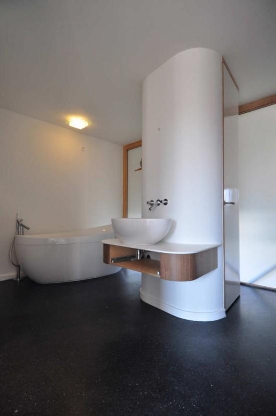 Amazing Modern Towhouse Design