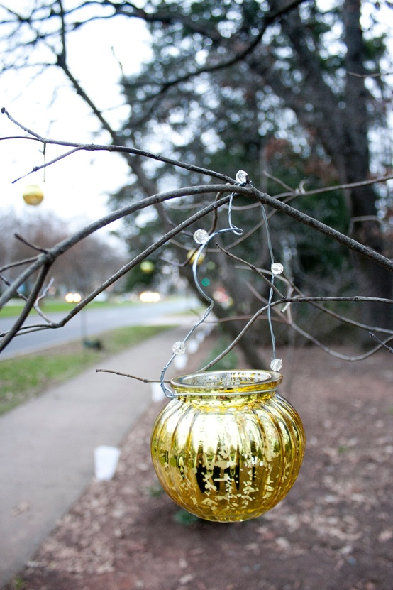 amazing outdoor christmas decorations - Christmas Decorating Ideas For Outdoor Trees