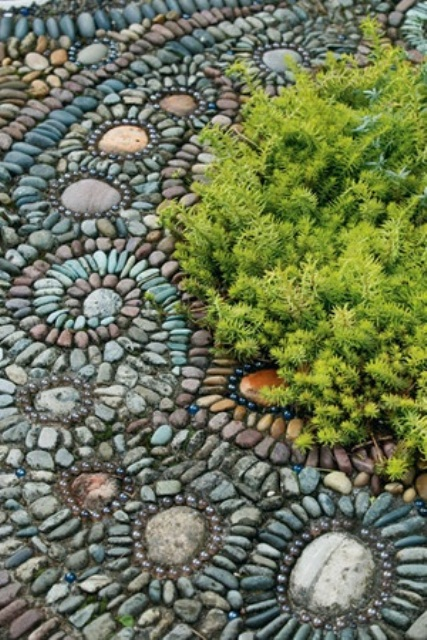 amazing-pebble-garden-paths-6 Kitchen Ideas With Brick Walls on brick wall kitchen and dining, brick wall tiles, brick wall garden, brick wall veneer for kitchen, brick wall in kitchen, brick wall interiors, brick wall remodel, brick wall design, brick wall out of cans, brick wall construction,
