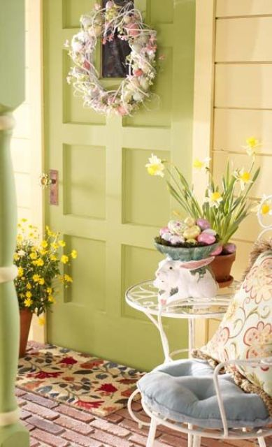 Amazing Spring Porch Decor Ideas