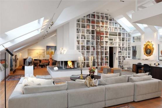 Amazing Stockholm Loft