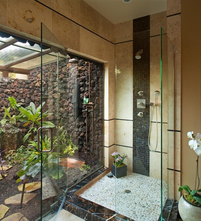 Home Design Ideas Contemporary: 42 Amazing Tropical Bathroom D Cor Ideas