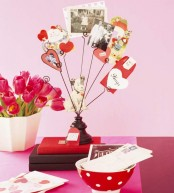Amazing Valentine's Day Centerpieces