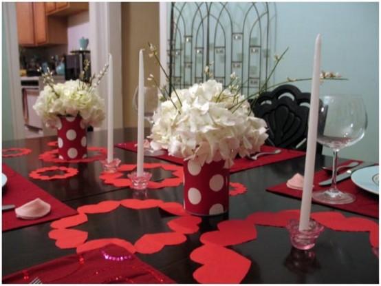 22 Amazing Valentine S Day Centerpieces DigsDigs