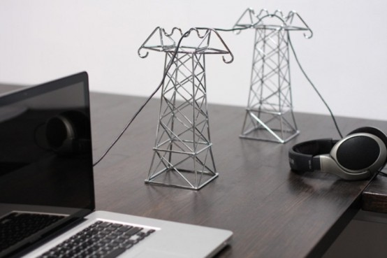 Amazing Wire Stands Decorate Don't Hide