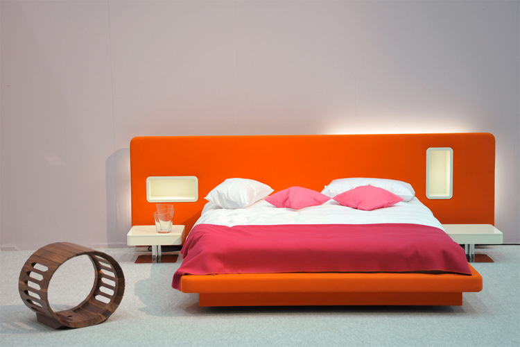 Ambiente Low Pad Bed