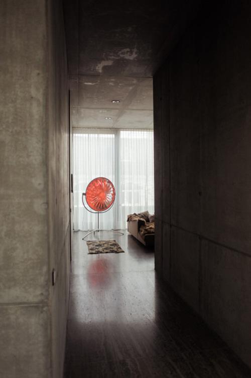 An Air Raid Shelter Turned Into An Industrial Loft