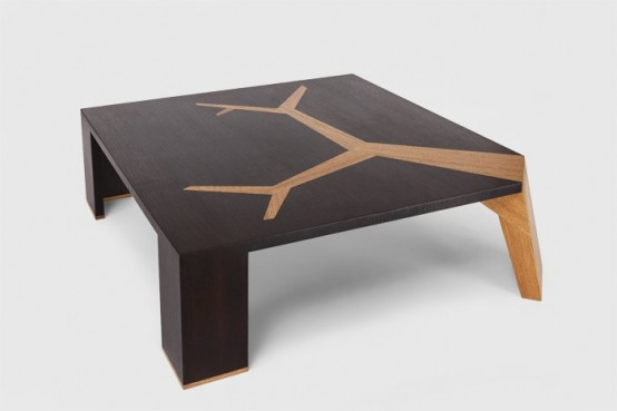 Angkor table design collection inspired by cambodian