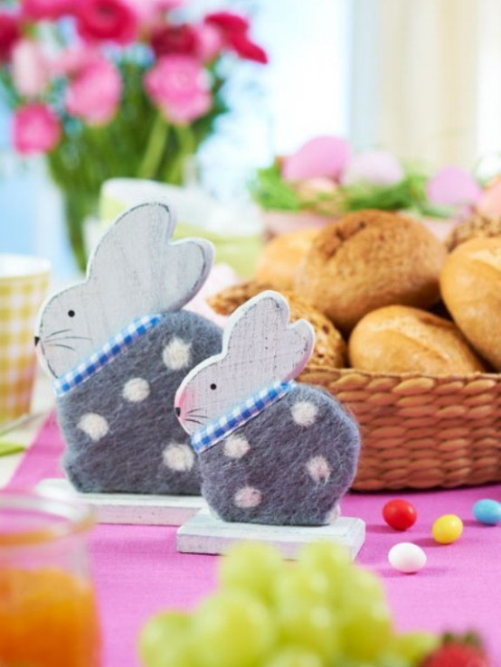 12 Animals Decor Ideas For Your Easter