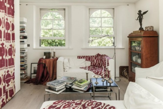 Apartment Full Of Personality, Classic Furniture And Mid-Century Finds