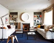 Apartment In Fusion Of Styles