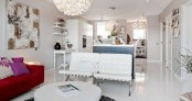 Apartment In Fusion Of Various Styles