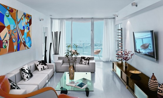 Bright Miami Apartment With a Wonderful View