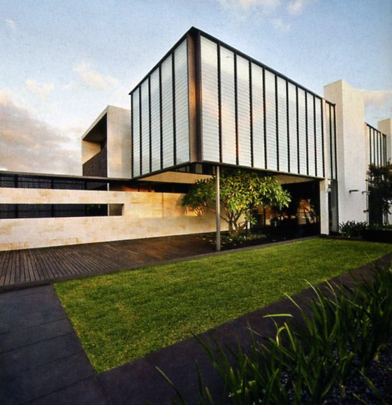 Energy Efficient House by Jackson Clements Burrows – Applecross House