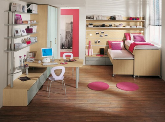 Kids Bedroom from Archimede collection