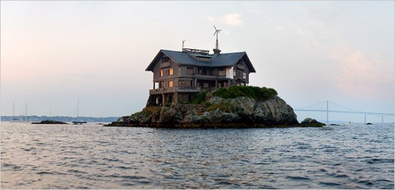 Architect Island Home