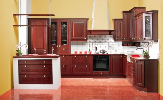 New Classic Production furniture kitchens