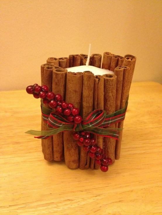 Aromatic Cinnamon Decor Ideas For Christmas
