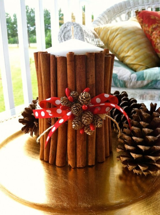 38 Aromatic Cinnamon D 233 Cor Ideas For Christmas Digsdigs