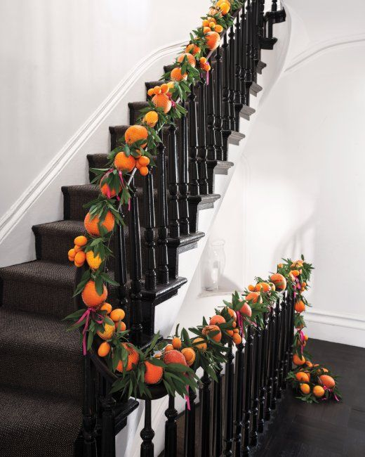Aromatic Citrus Christmas Decor Ideas You Ll Love