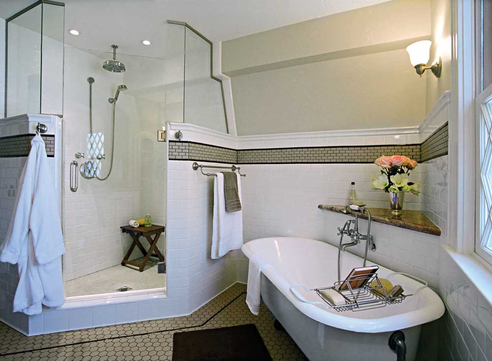 15 art deco bathroom designs to inspire your relaxing for Bathroom design ideas pictures