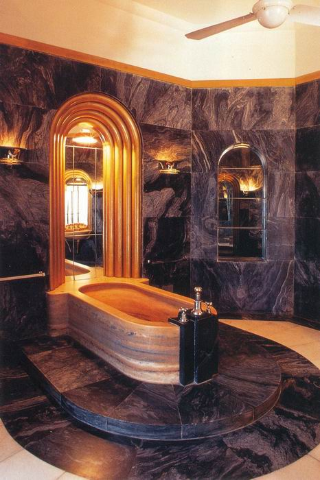 Art Decor Bathroom Design