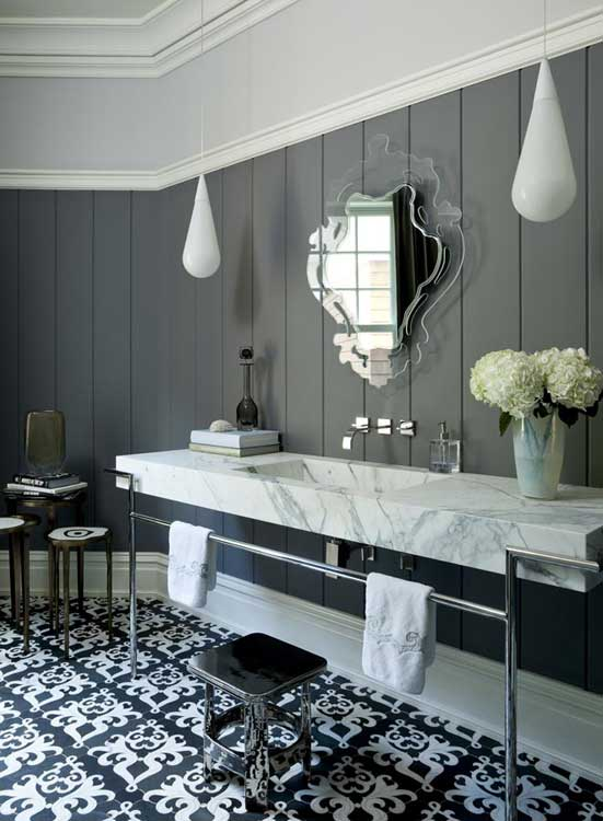 15 art deco bathroom designs to inspire your relaxing sanctuary digsdigs - Decoratie design toilet ...