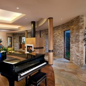 Asian Inspired House With Great Indoor Outdoor Relationship
