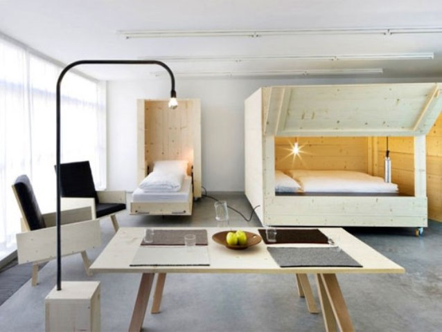 Atelierhouse Residence: Working And Living Space In One