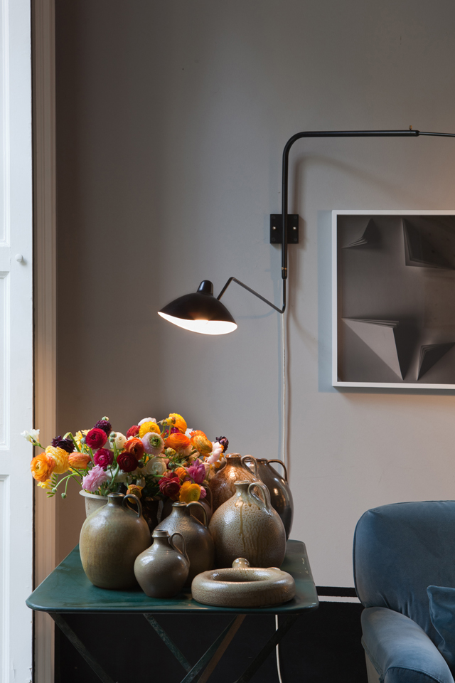 Picture Of atmospheric milan home full of unique furniture  9