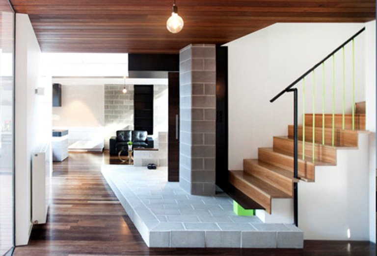 Australian Residence With Contemporary Architecture