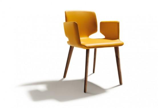 An Award-Wining Chair – Aye by Team7