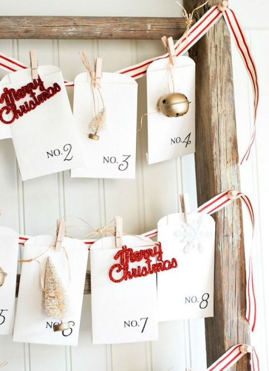 40 awesome and creative christmas advent calendars digsdigs 40 awesome and creative christmas advent calendars solutioingenieria Image collections