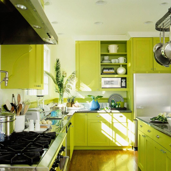 Stunning Awesome Bold Decor Ideas For Small Kitchens