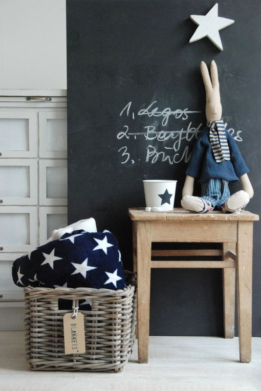 33 Awesome Chalkboard Décor Ideas For Kids' Rooms