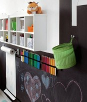Awesome Chalkboard Decor Ideas For Kids Rooms
