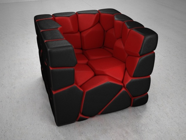 50 awesome creative chair designs digsdigs. Black Bedroom Furniture Sets. Home Design Ideas