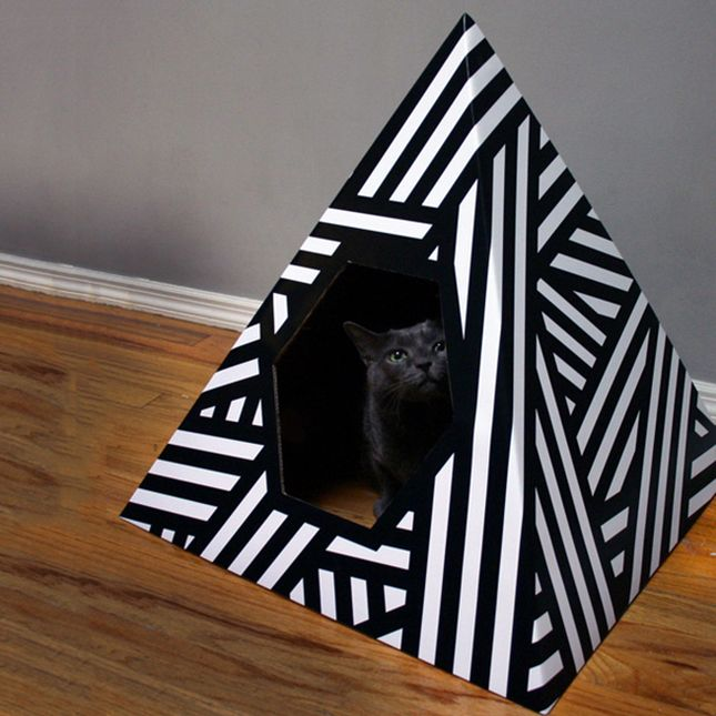 Awesome Creative Pet Homes For Any Type Of Interior