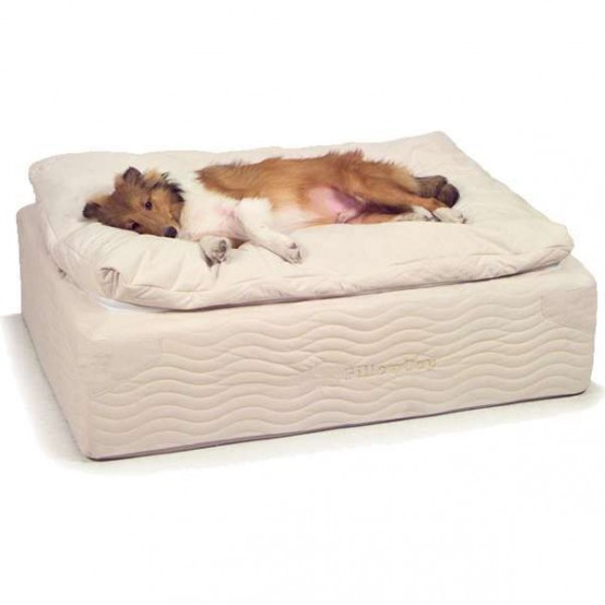 Large Furry Dog Beds