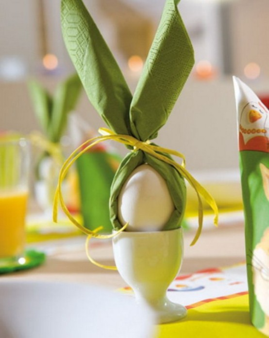 Awesome Eggs Decoration Ideas For Your Easter Table