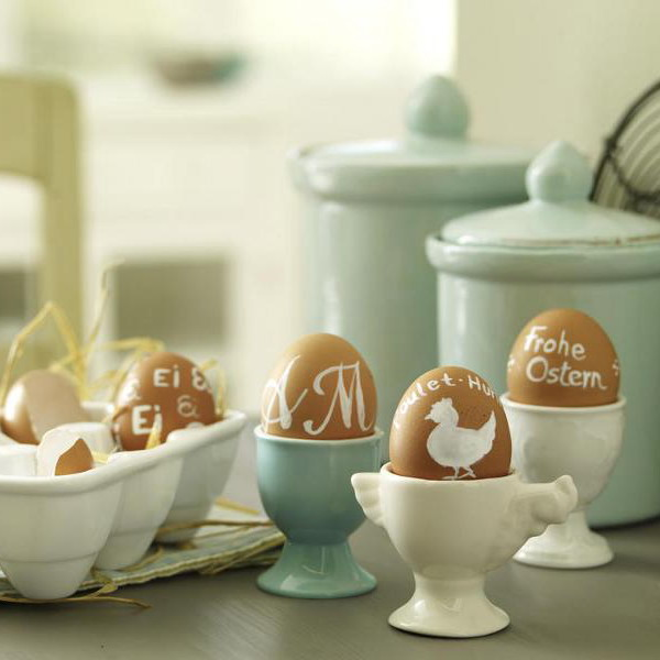 48 Awesome Eggs Decoration Ideas For Your Easter Table | DigsDigs