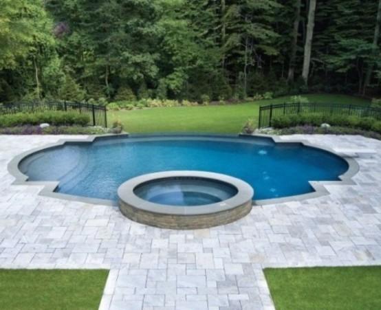 Awesome Garden Hot Tubs