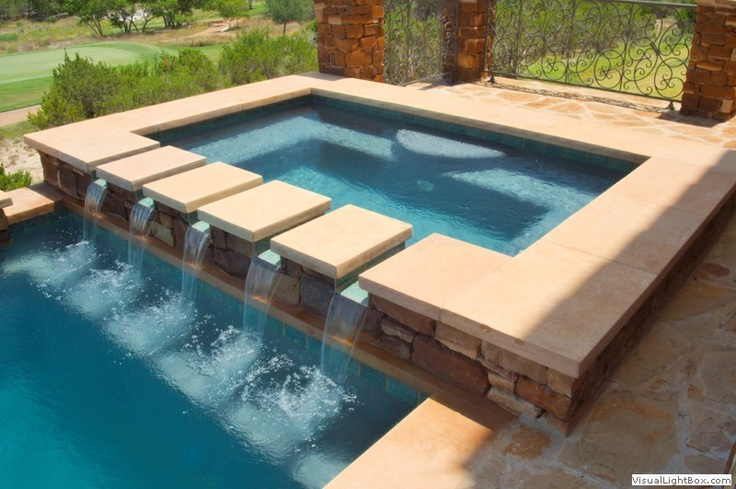 65 awesome garden hot tub designs digsdigs for Amenajari piscine exterioare
