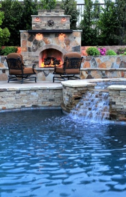 If you have a pool you can make a jacuzzi its part.