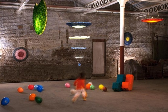 Awesome Glass Light Sculptures By Loemen