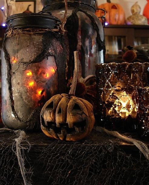 40 Awesome Halloween Indoor Décor Ideas